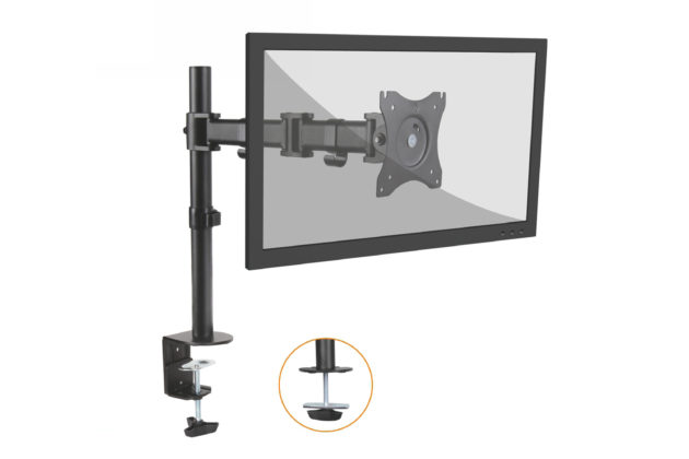 DM1 DESK MONITOR MOUNT