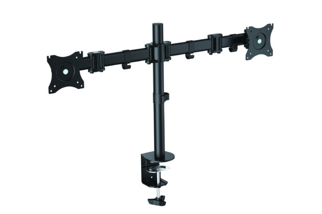 DM2 DESK DUAL MONITOR MOUNT