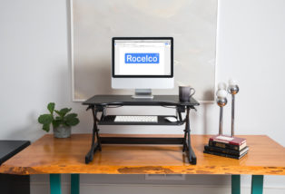 rocelco-dadr-40-sit-stand-desk-riser