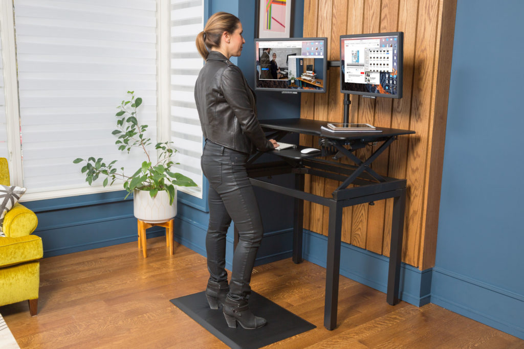 Quot Is Standing Better Than Sitting At A Desk Quot Rocelco