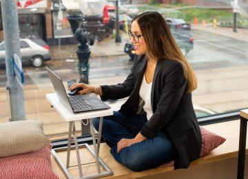 Laptop Stand Desk Riser